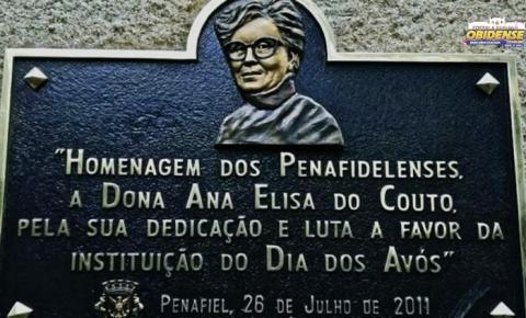 Em Óbidos, é a festividade de Sant`Ana a avó de Jesus. Você sabia que hoje 26 de julho é comemorado o dia da Avó?
