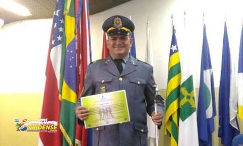 Tristeza na comunidade Obidense em Manaus. Tenente Edio José dos Santos Souza tirou a própria vida com um tiro na cabeça