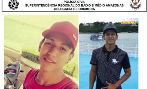 Foragidos da justiça, tem nomes divulgado em lista pela polícia Civil de Oriximiná
