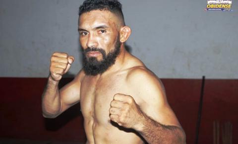 Evento de MMA Combate que acontecerá em Santarém terá representante Obidense.