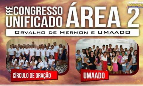 Igreja Assembleia de Deus em Óbidos, realizará congresso nos dias 17 e 18 de agosto
