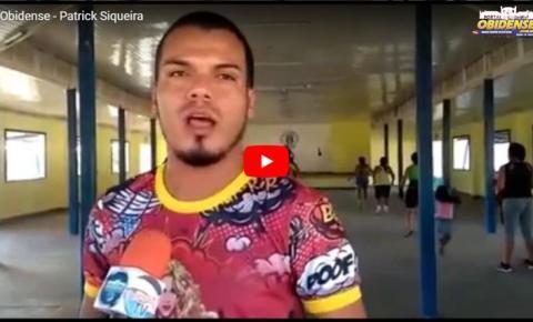 O professor de dança Patrick Siqueira fala de seu trabalho ministrando aulas de dança e seus benefícios a saúde