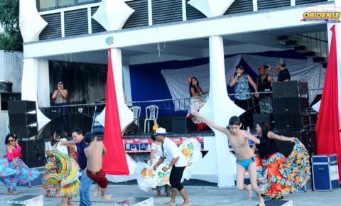 Obidenses em Manaus compareceram ao Rio Negro Clube para confraternização na feijoada beneficente a igreja matriz