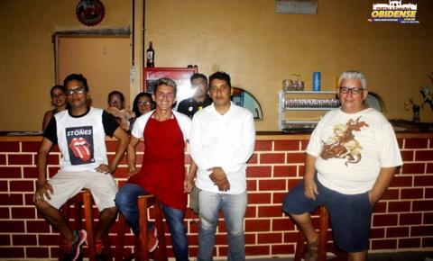 Cantina São Jorge, um espaço para a família obidense.