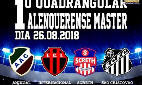 O tradicional clássico do futebol Alenquerense estará sendo disputado em Manaus no período de 26 de agosto a 16 de setembro.