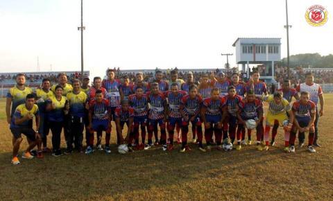 Seleção Obidense vence por 2 a 0 na estréia da Copa Oeste 2018.
