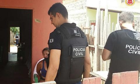 Polícia Civil de Oriximiná intensifica a ação contra o tráfico e estoura duas bocas de fumo na cidade