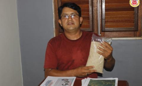 Curso de produção de ração a base de mandioca é alternativa para reduzir os custos de produção na avicultura.