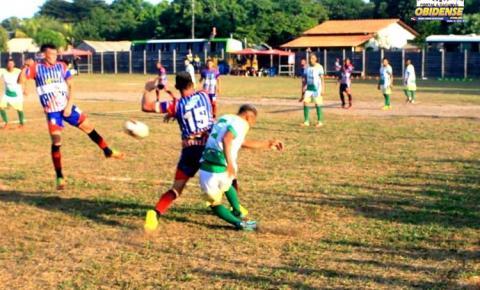 Óbidos vence fora de casa a seleção de Curuá por 1 a 0 e lidera a chave A2 pela Copa Oeste de Seleções.