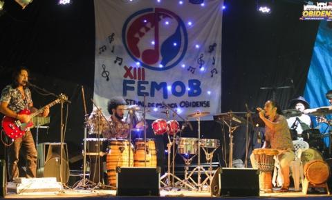 SEMCULT divulga lista com as 24 canções finalistas do XIV FEMOB (Festival de música Obidense).