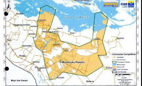 Funai e Ministério Público Federal fazem acordo para delimitação de terra no território de Santarém
