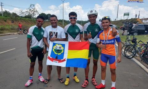 Oriximinanese conquista competição de ciclismo no Amazonas