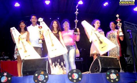 Na noite das Amandas - Alunos das escolas Inglês de Souza na categoria A e Felipe Patroni na categoria B venceram a IV edição do FEMEMO.