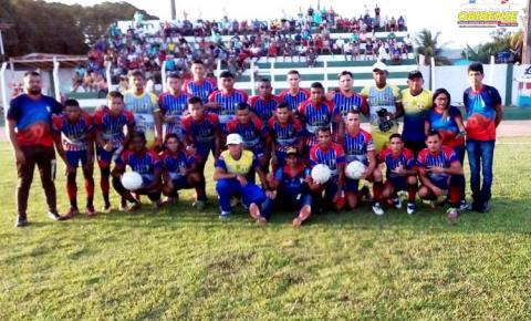 Em noite de Jalico que defendeu 3 pênaltis e ainda fez o gol da vitória, Óbidos é campeão da Copa Oeste.