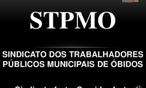 Sindicato dos Trabalhadores Públicos de Óbidos realizou Assembleia geral para tratar assuntos referentes ao atraso salarial.
