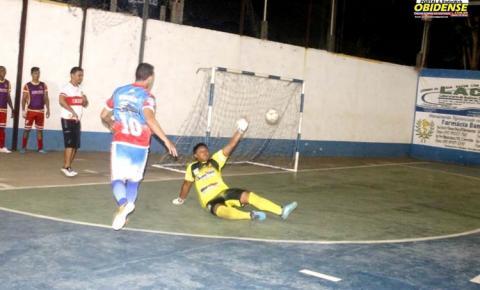 Mariano Futebol Clube realiza campeonato de futsal que é sucesso em Óbidos