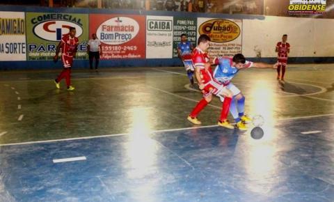 A maior competição de Futsal da Cidade de Óbidos, campeonato do Mariano Futebol Clube chega nas semifinais.
