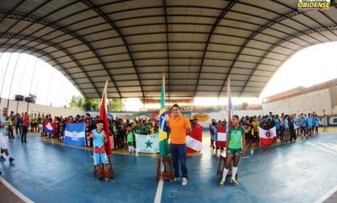 Jogos estudantis do município de Óbidos serão realizados nos próximos dias 27, 28, 29 e 30 de Novembro.