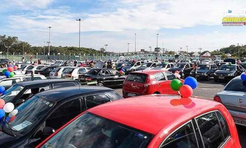 Feirão de carros promete melhores condições de compra e venda no próximo fim de semana, em Manaus