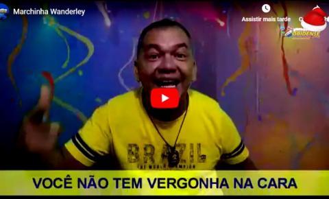 O cantor e compositor obidense Wanderley Brandão está participando do concurso das Machinhas da Banda do Jaraqui.