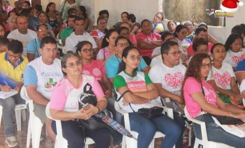 Greve dos Servidores Públicos Municipais de Óbidos entra em seu 8 dia