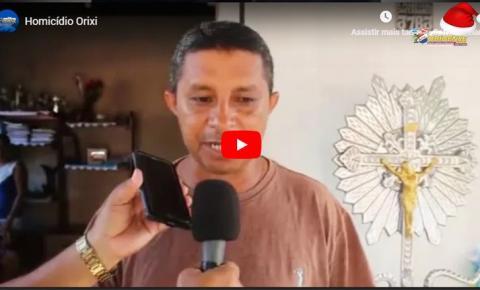 Veja reportagem de Márcio Garcia, sobre homicídio em Oriximiná, o assassino está sendo procurado pela polícia.