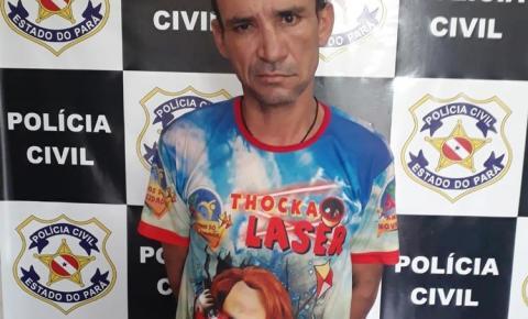 Em Óbidos, Polícia Civil cumpre mandato de prisão em desfavor do vulgo Nhonhota