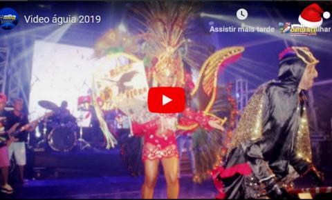 Bloco Águia Negra lança música para o carnaval 2019.
