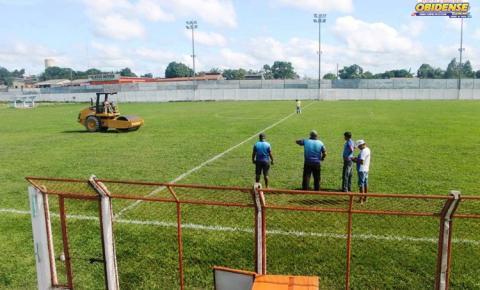 Final de semana de muito futebol no estádio Ari Ferreira. No Sábado Final Feminina e no domingo Copa do Interior masculina.