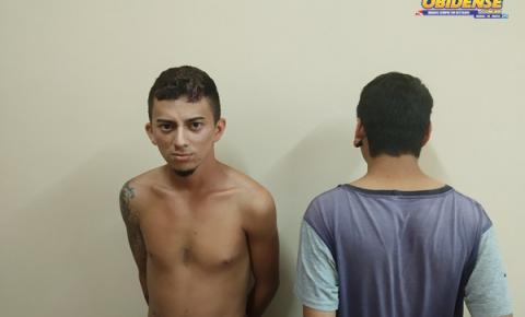 Polícia de Alenquer prendeu na noite do sábado dois acusados de estupra menor de 12 anos de idade