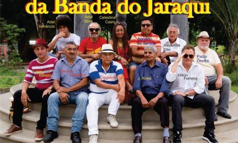 Hoje sexta-feira (11) acontece o lançamento do CD de marchinhas de carnaval da Banda do Jaraqui em Manaus.
