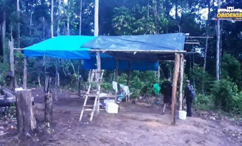 Homem que é considerado chefe do tráfico em Oriximiná e Santarém foi preso em operação de força tarefa entre as cidades de Oriximiná, Santarém e Óbidos