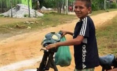 Crime choca moradores de Terra Santa. Criança de 13 anos é assassinada com golpe de faca polícia investiga e procura assassino