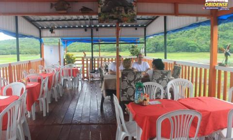 Em Óbidos o Restaurante Brisa da Serra está preparado para atender os visitantes em um lugar privilegiado.