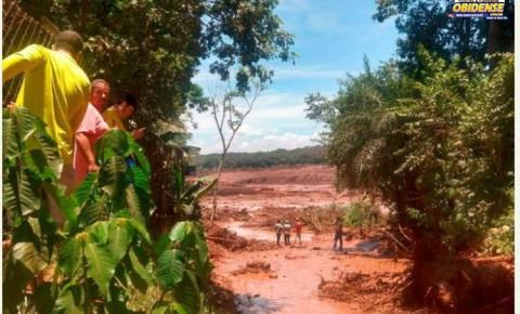 Três anos após o desastre em Mariana, outra barragem a de Vale, se rompe em Brumadinho.