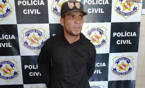Fugitivo da cidade de Alenquer é recapturado em embarcação no porto da cidade de Óbidos no oeste do Pará.