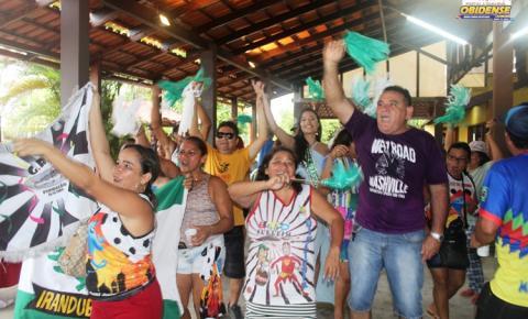 """""""Iranduba na Folia"""" de Cassiano Silva foi a grande vencedora do V Festival de Marchinhas da Banda do Jaraqui 2019."""