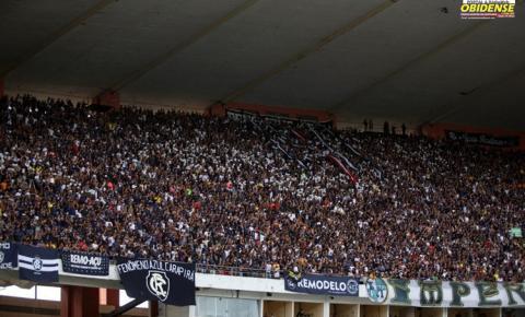 Torcida comparece em peso no Mangueirão e Remo vence o Tapajós na reabertura do estádio