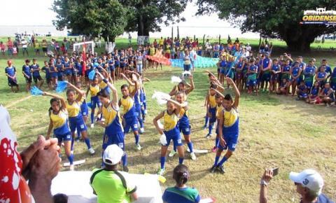 II Jogos estudantis é realizado na comunidade Vila Vieira, em Óbidos. Participaram alunos das comunidade do Ipaupixuna e São Raimundo.