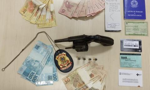 Polícia de Oriximiná realizou nesta quarta-feira (06) a operação É o Bicho