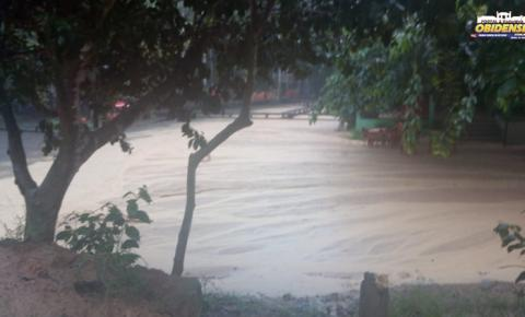 Prefeitura de Óbidos decreta estado de alerta por causa das chuvas
