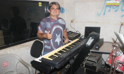 Banda Laser de Óbidos se prepara para grande show na capital do Amazonense