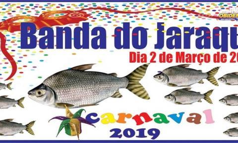 Em Manaus, Banda do Jaraqui vai homenagear o Carnapauxis e levará a sua frente o Mascarado Fobó
