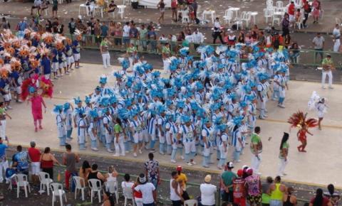 O Pará recebe uma linda homenagem. Já eram 7hs da manhã quando a escola de Samba Mocidade de aparecida cantava o Pará no Amazonas