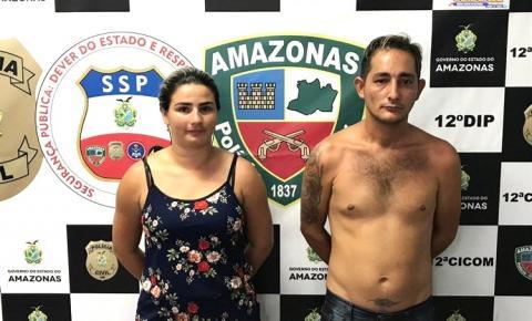 Preso em Manaus fugitivos da justiça da comarca de Óbidos.