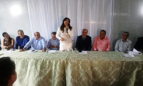 Prefeita Jade Abreu de Faro é eleita presidente da Amucan; Chico Alfaia de Óbidos é o vice