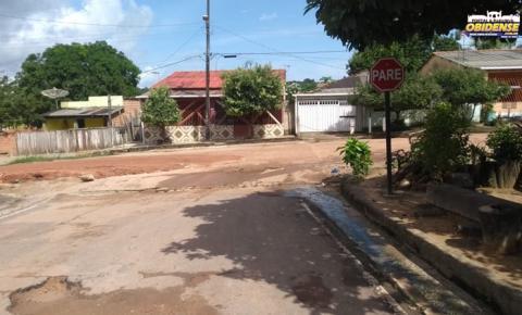 Colisão de um motociclista com um poste de energia elétrica resulta em morte no município Óbidos.