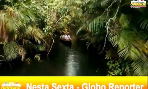 Nesta sexta-feira (29) Álter do Chão pequena comunidade do município de Santarém será tema do programa do Globo Repórter.