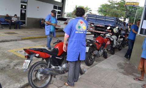Detran alerta sobre irregularidades no escapamento das motocicletas