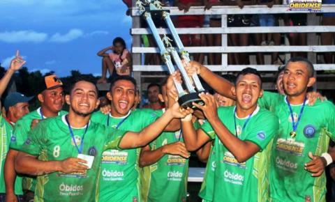 Amigos de Óbidos é campeão da segunda edição da copa Revelando Talentos. A final foi na comunidade da Vila Vieira.